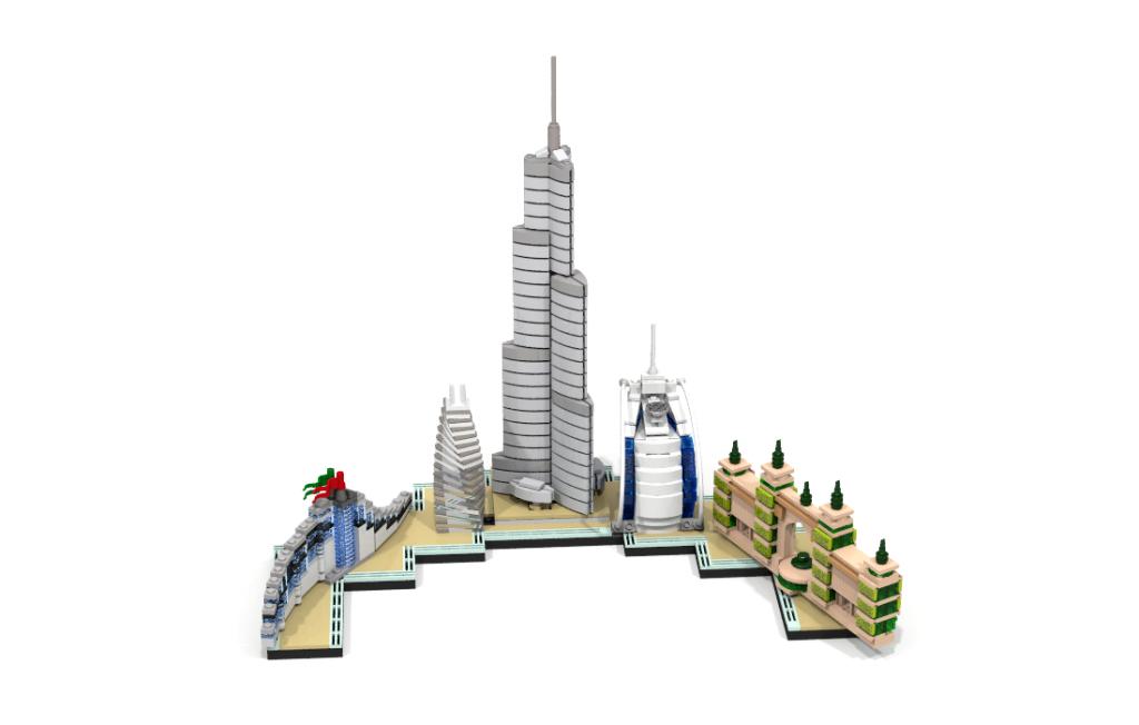 Dubai - On LEGO Ideas