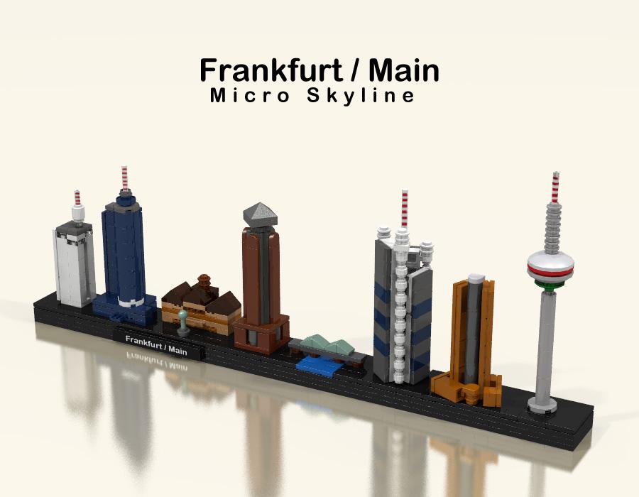 Another Frankfurt - On LEGO Ideas