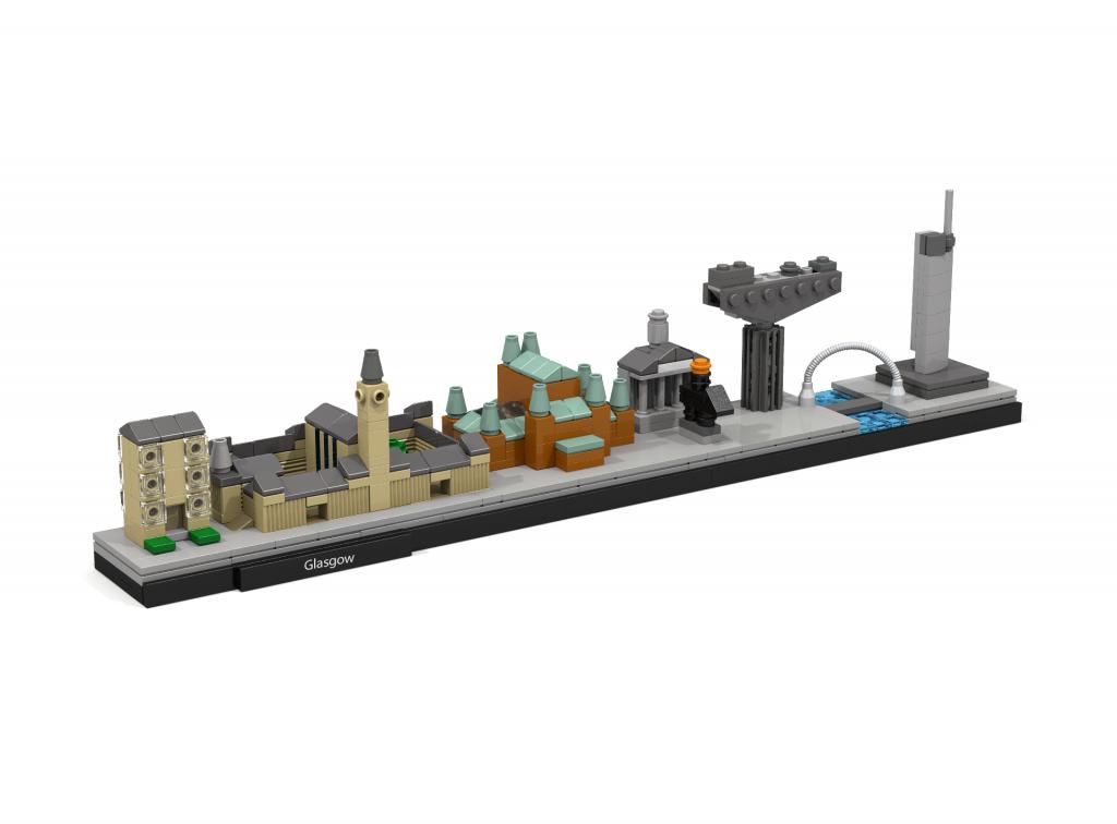 Glasgow - On LEGO Ideas