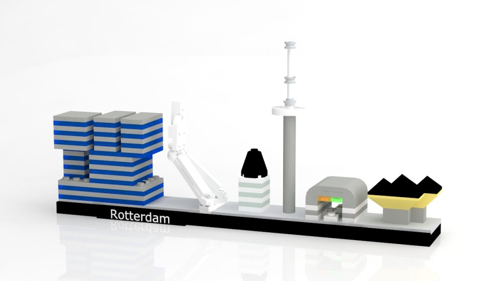 Rotterdam - On LEGO Ideas