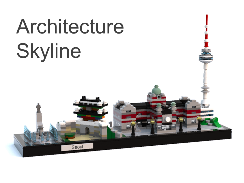 Seoul - On LEGO Ideas