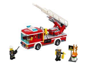 LEGO 60107 - Fire Ladder Truck
