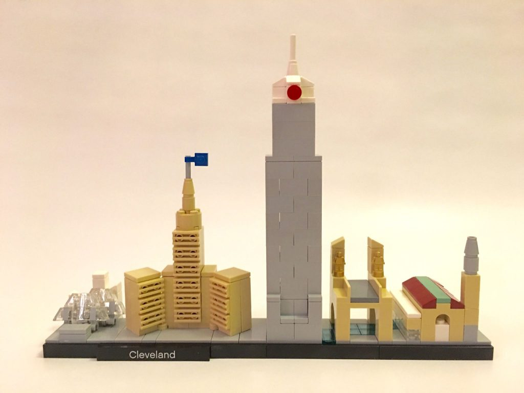 Cleveland - On LEGO Ideas