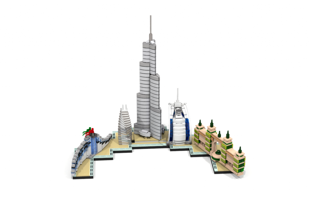 Dubai - On LEGO Ideas