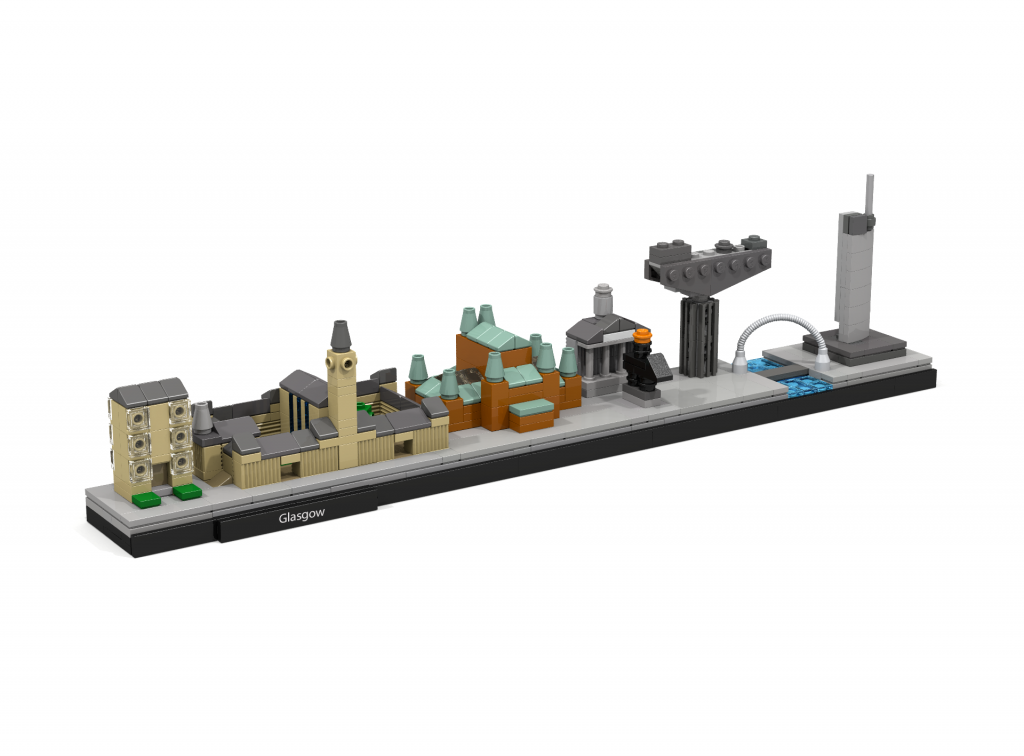 Glasgow - On LEGO Ideas