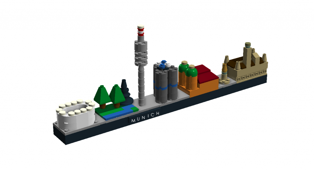 Munich - On LEGO Ideas
