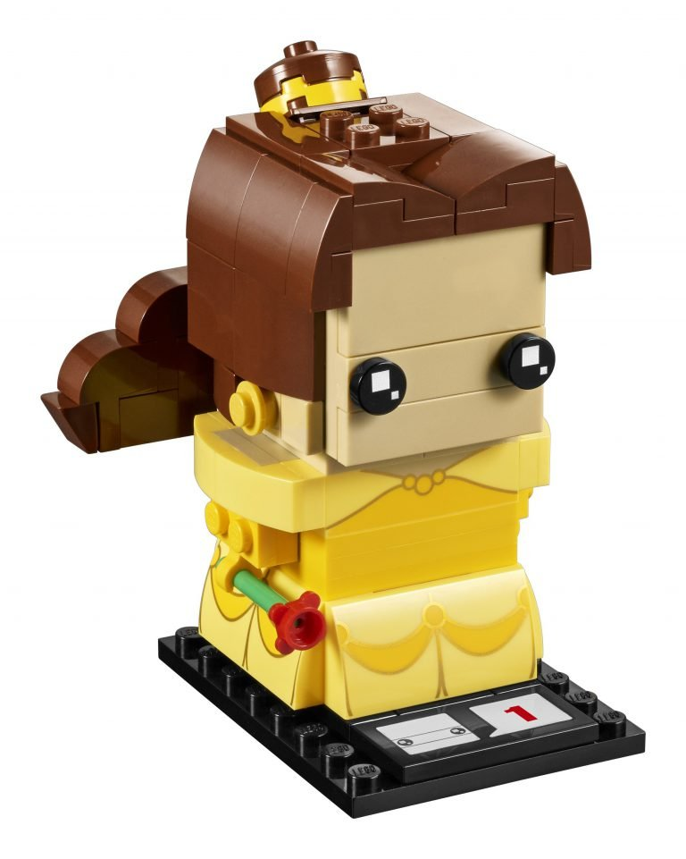 BrickHeadz Belle and The Beast Photos