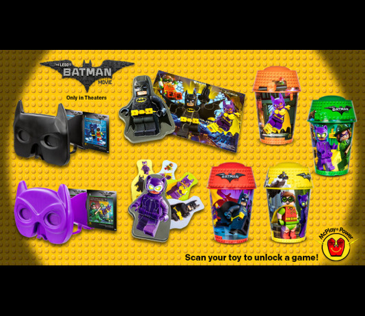 LEGO Batman Movie Happy Meals Without LEGO?