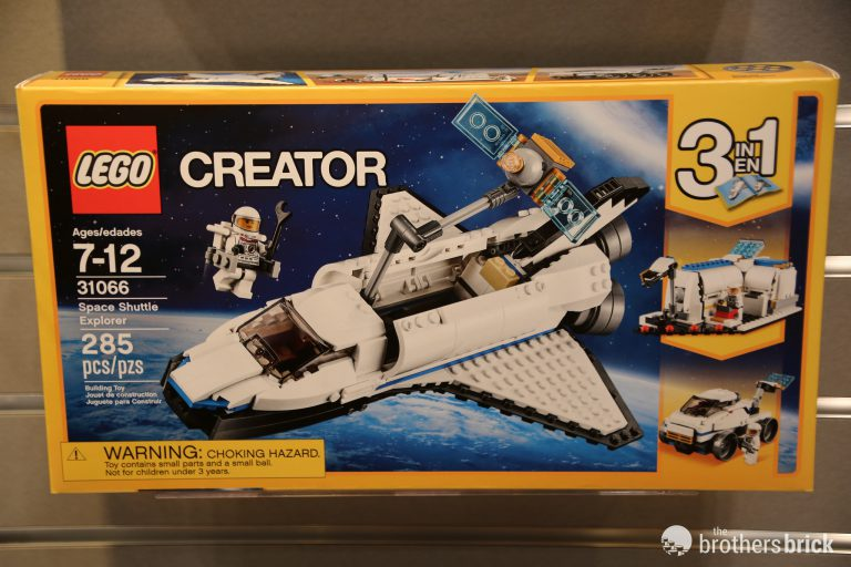 LEGO Creator Sets for Second Half of 2017