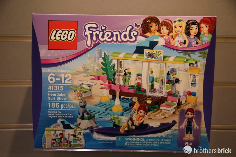 New LEGO Friends, Disney, Elves and DC Super Hero Girls