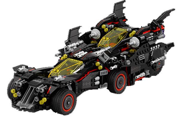holy mother of all batmobiles batman brick brains. Black Bedroom Furniture Sets. Home Design Ideas