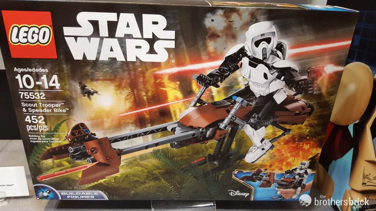2017 LEGO Star Wars roundup