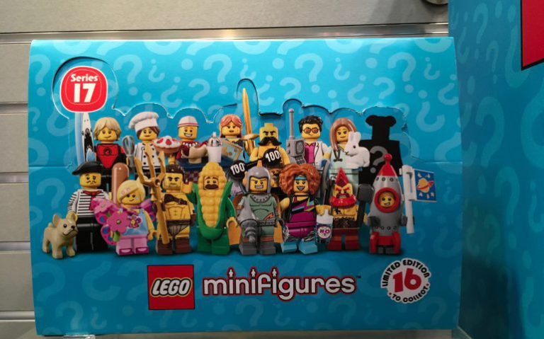 LEGO Custom Minifigure Series 17 – Mystery Solved!