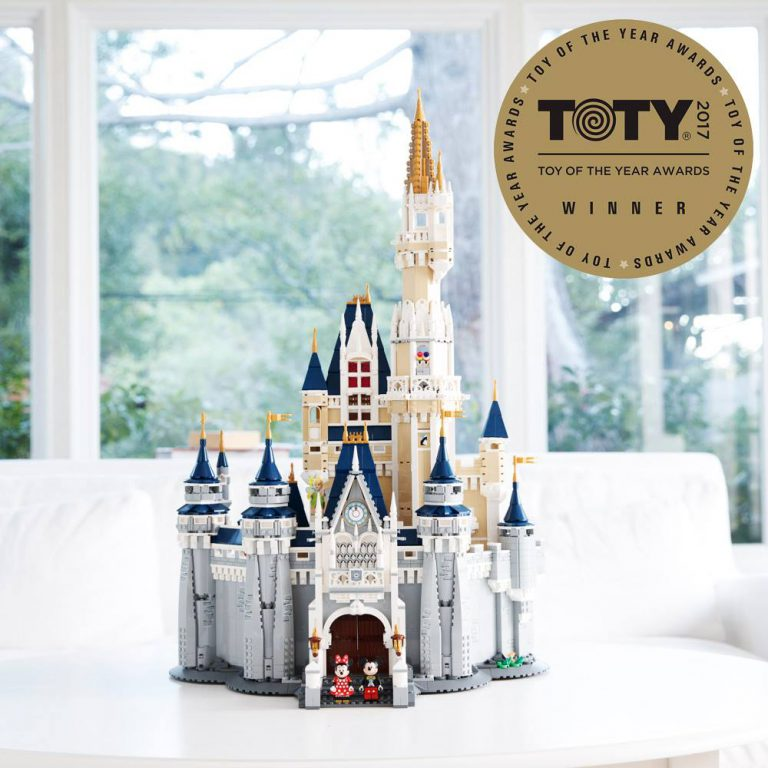 LEGO Disney Castle is the Specialty Toy of the Year