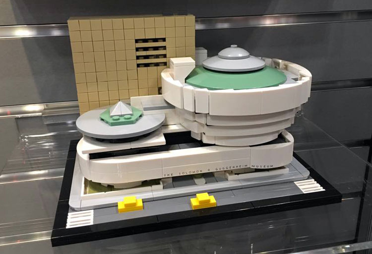 2 More LEGO Architecture 2017 Releases