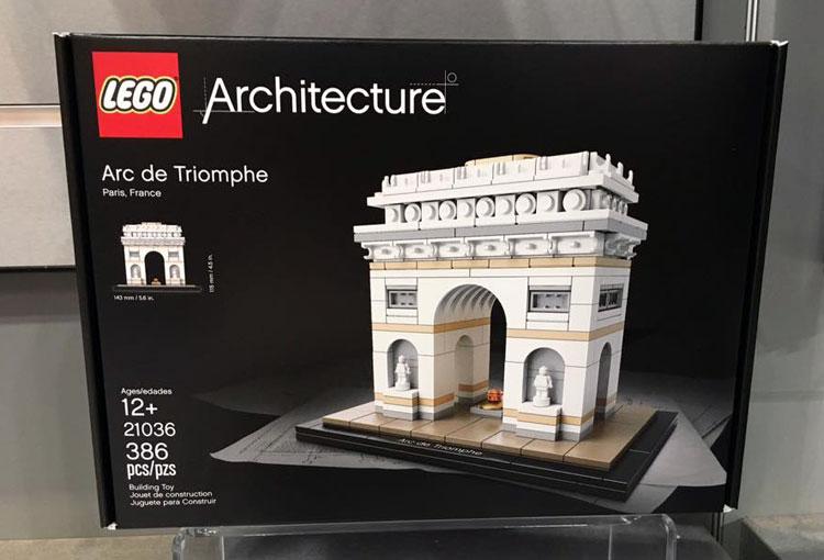 2 More LEGO Architecture 2017 Releases   Brick Brains