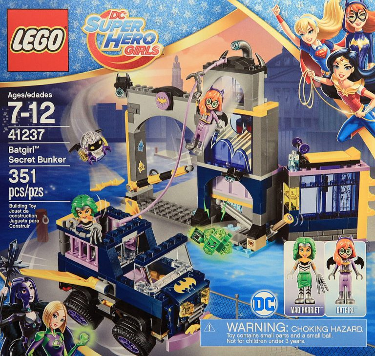 More LEGO DC Super Hero Girls – Summer 2017!