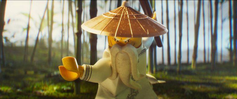The LEGO Ninjago Movie Official Set Names