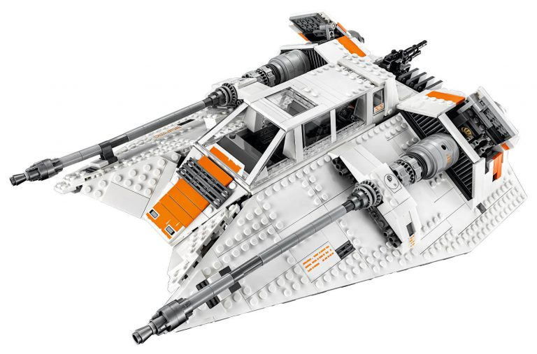 CONFIRMED: LEGO Star Wars UCS SnowSpeeder takes flight this May!
