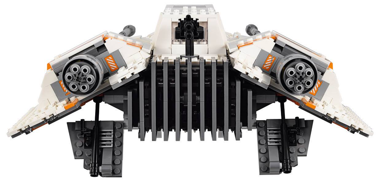 CONFIRMED: LEGO Star Wars UCS SnowSpeeder takes flight this May ...