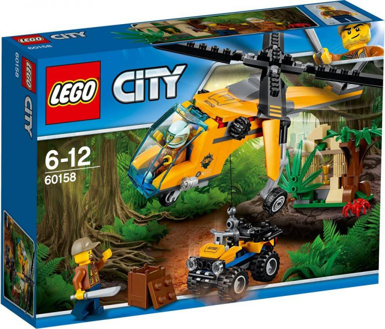2017 Summer LEGO City Pictures