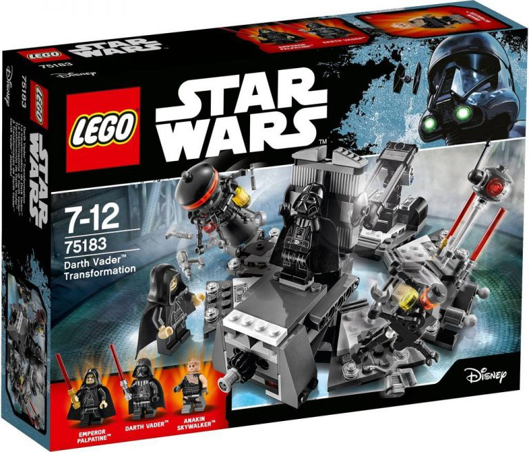 LEGO Star Wars Summer 2017 Sets In Pictures