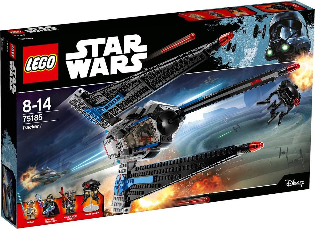LEGO Star Wars Summer 2017 Sets In Pictures | Brick Brains