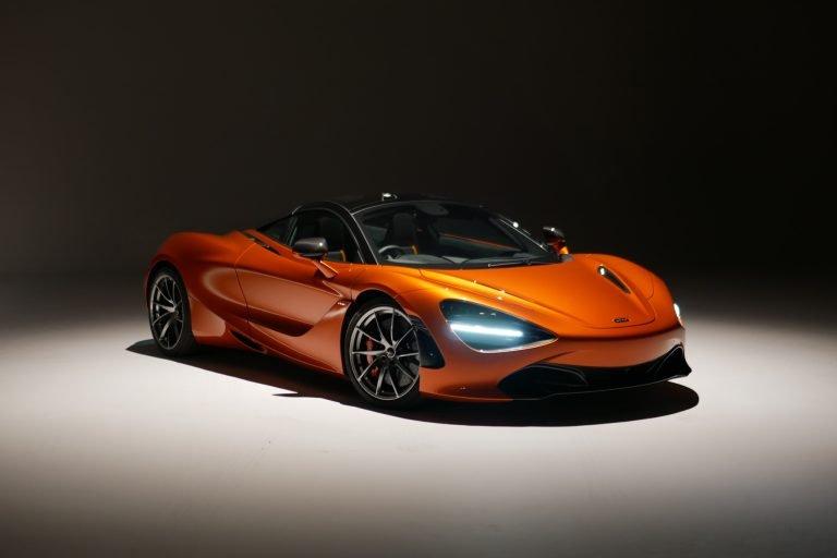 New Speed Champions Set: McLaren 720S