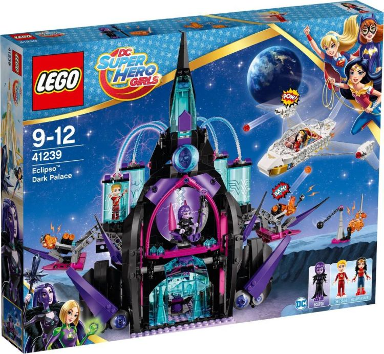 More DC Super Hero Girls sets coming this summer