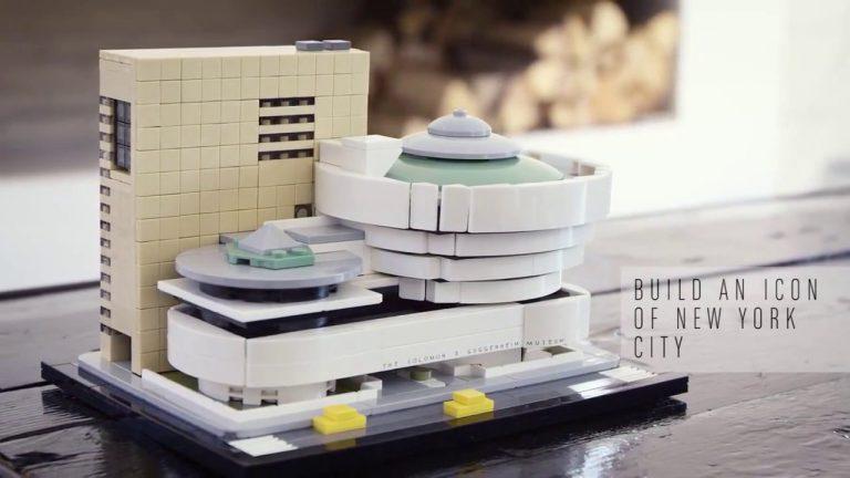Solomon R Guggenheim Museum Video Released