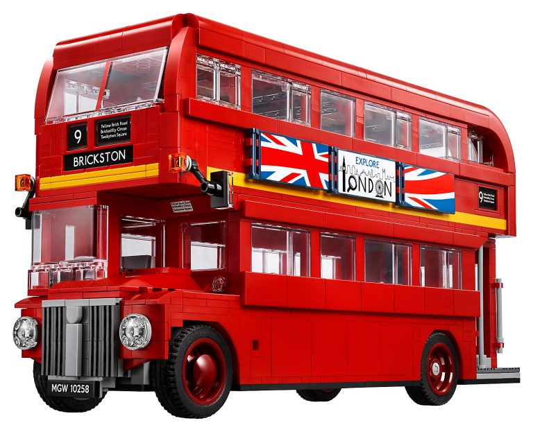 No more waiting – The London Bus is arriving!