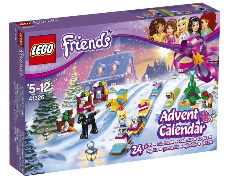 Christmas in June – 2017 Advent Calendar Images Released