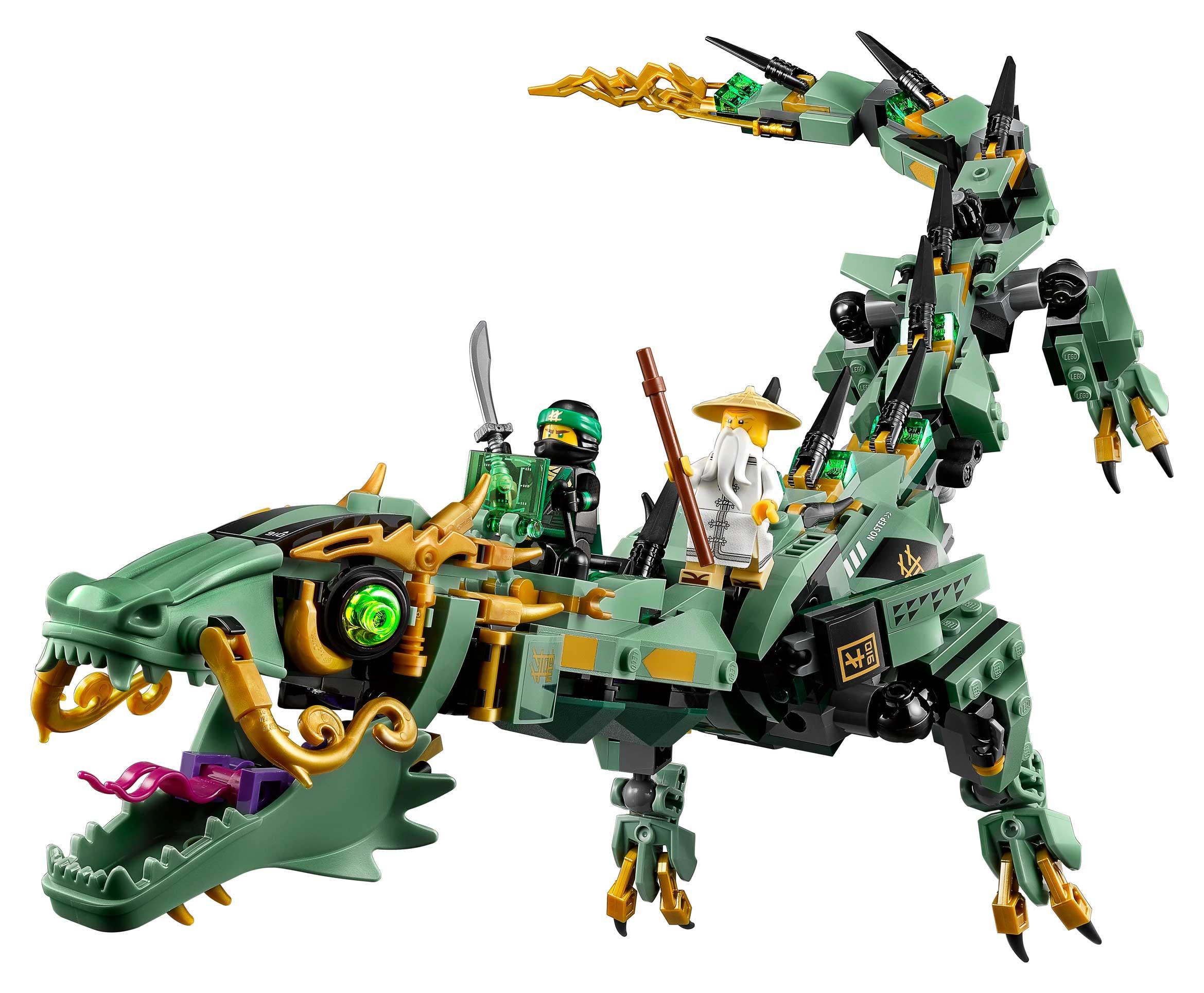 LEGO NINJAGO Movie sets and retailer exclusives | Brick Brains