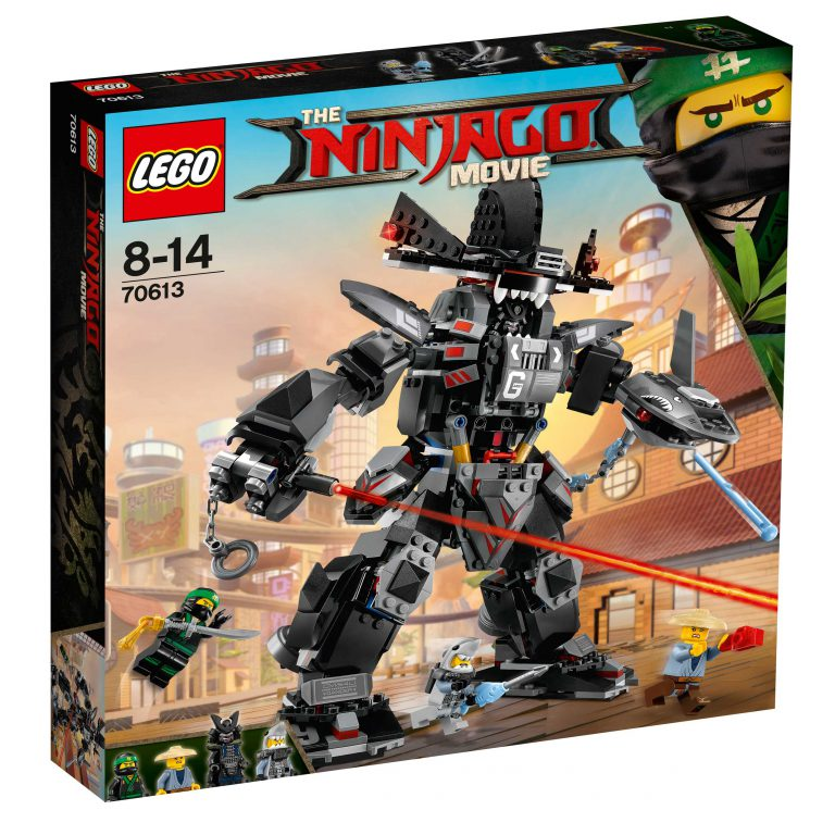 Even more LEGO NINJAGO Movie set details and retailer exclusives