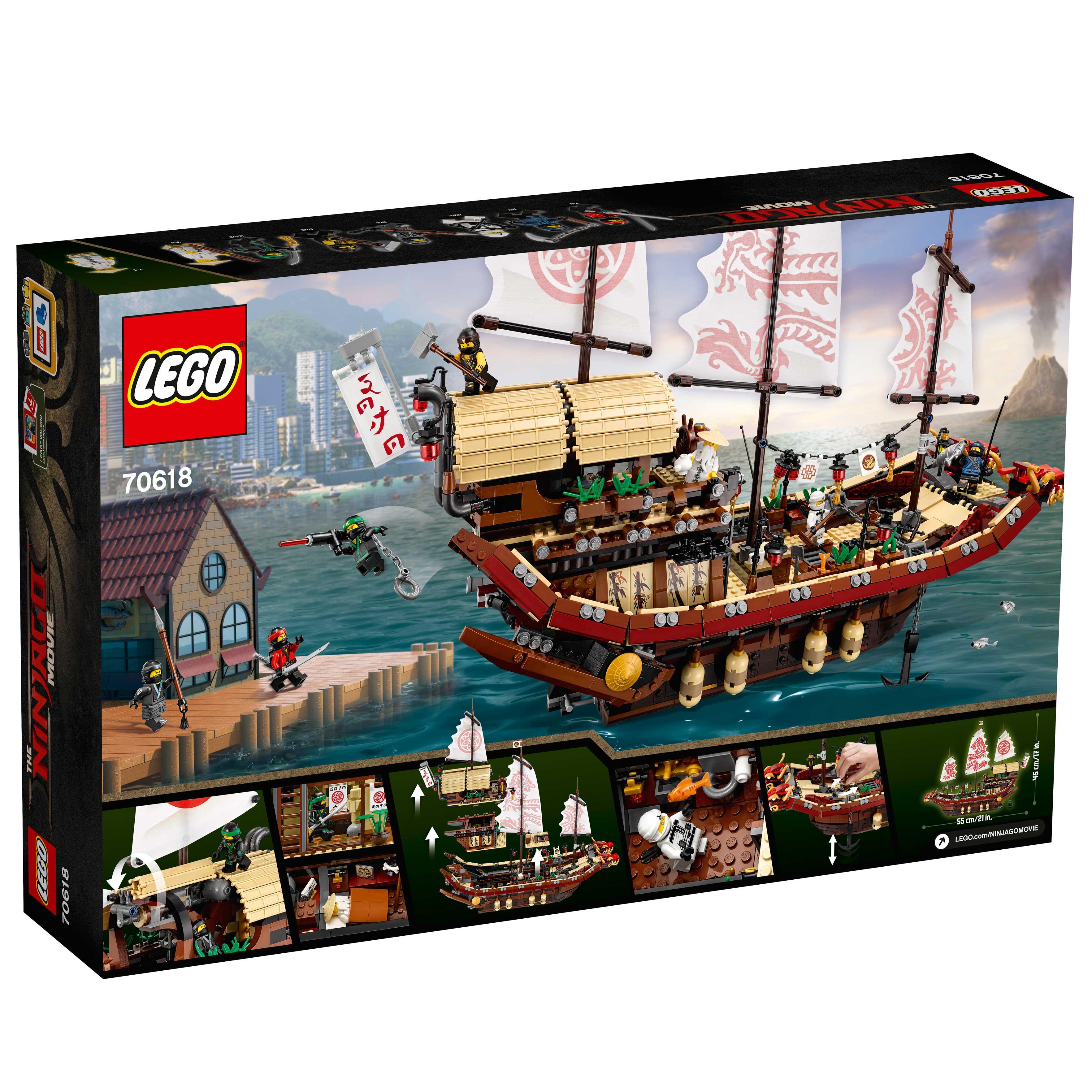 flying - Legocom Ninjago