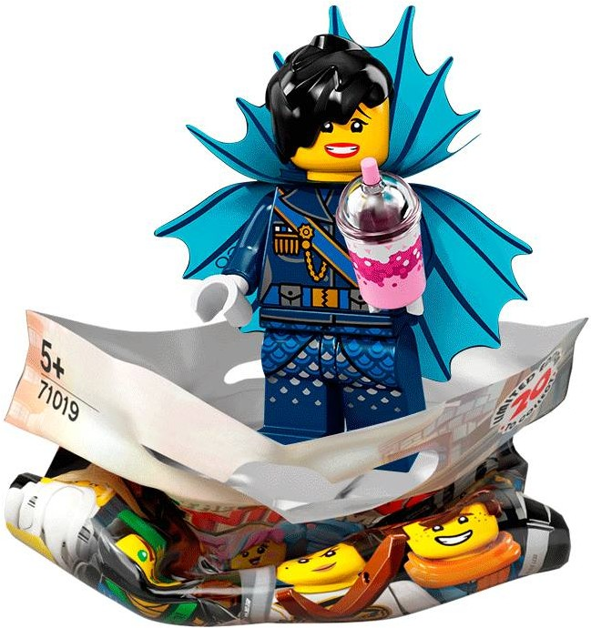 NINJAGO Movie Collectible Figures – First 10 revealed