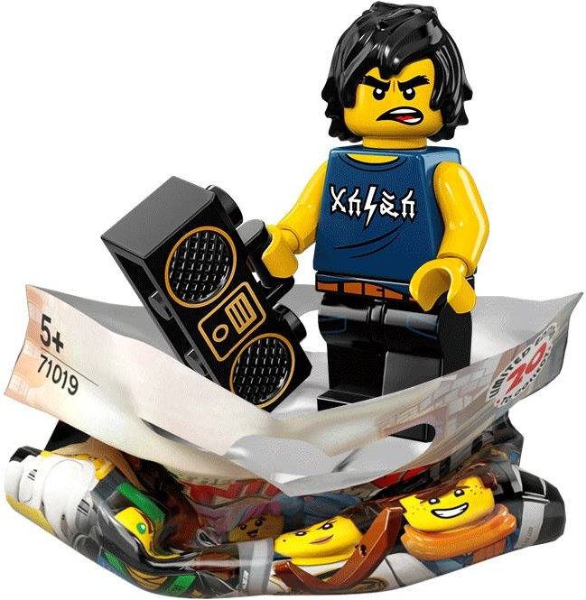 2nd Half of NINJAGO Collectible Figures Revealed