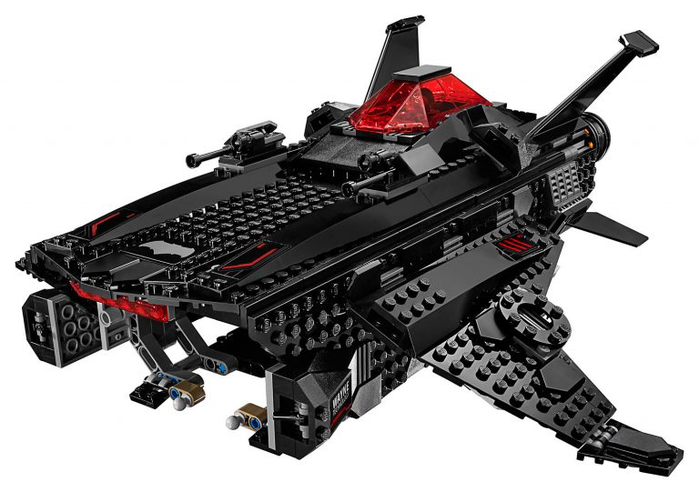 Full Images for Flying Fox: Batmobile Airlift Attack (76087)