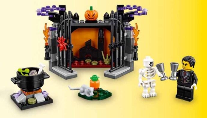 Upcoming LEGO Holiday Sets