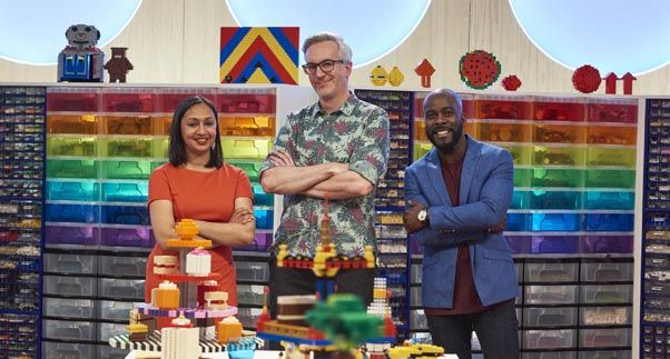 First Look – Channel 4's LEGO Masters