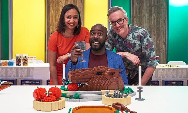 UK TV channel launches contest to find most talented LEGO builders