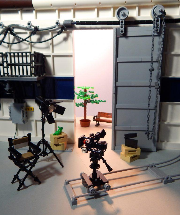 Quiet on the Set!