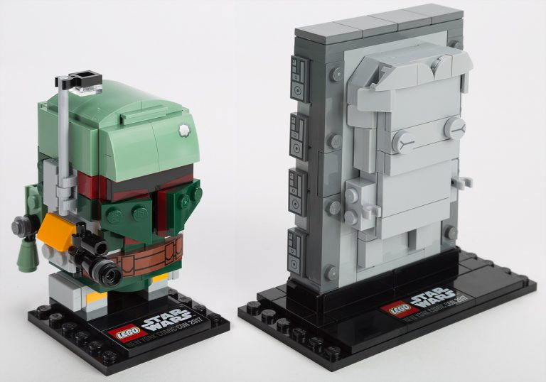 More BrickHeadz coming for 2018 – Plus 2 Revealed!