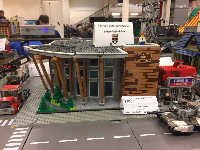 BrickCon 2017 winds down today