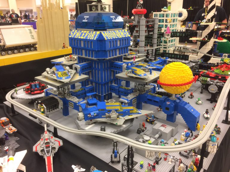 A few BrickCon 2017 Teaser Pics