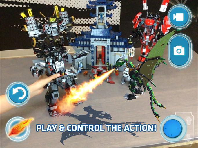 LEGO AR Studio Released