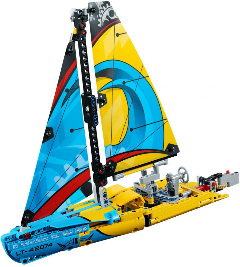 First wave of 2018 LEGO TECHNIC set photos