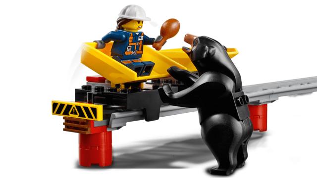 2018 LEGO Mining Series