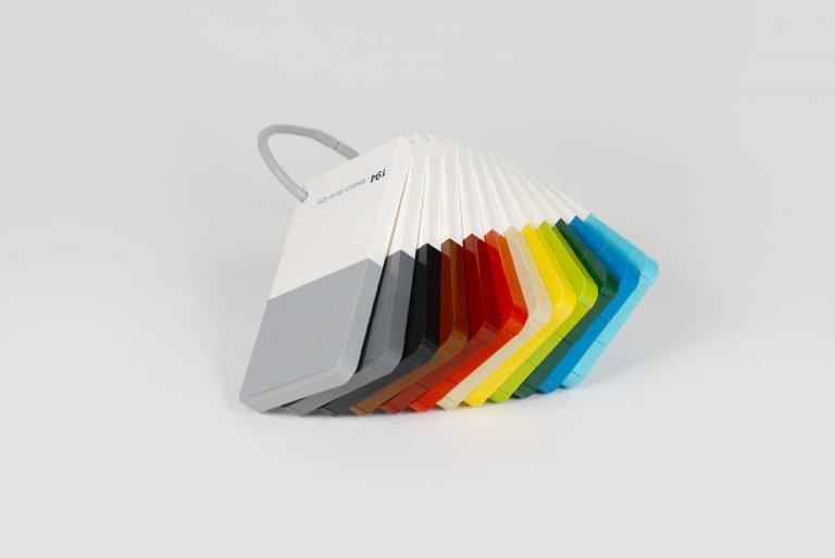 Flickr Friday: LEGO Color Palette by atanastudio