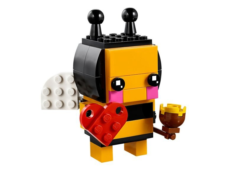 Valentines Leads New Seasonal BrickHeadz